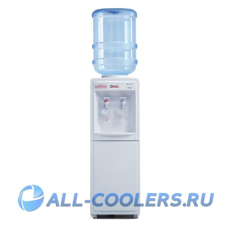 Кулер для воды без охлаждения напольный LK-AEL-718C