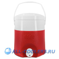 Термос-раздатчик Ecotronic CoolStrong-7 Red фото.