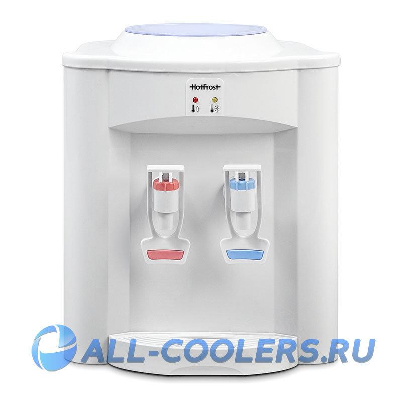 Кулер для воды без охлаждения настольный HotFrost D95F