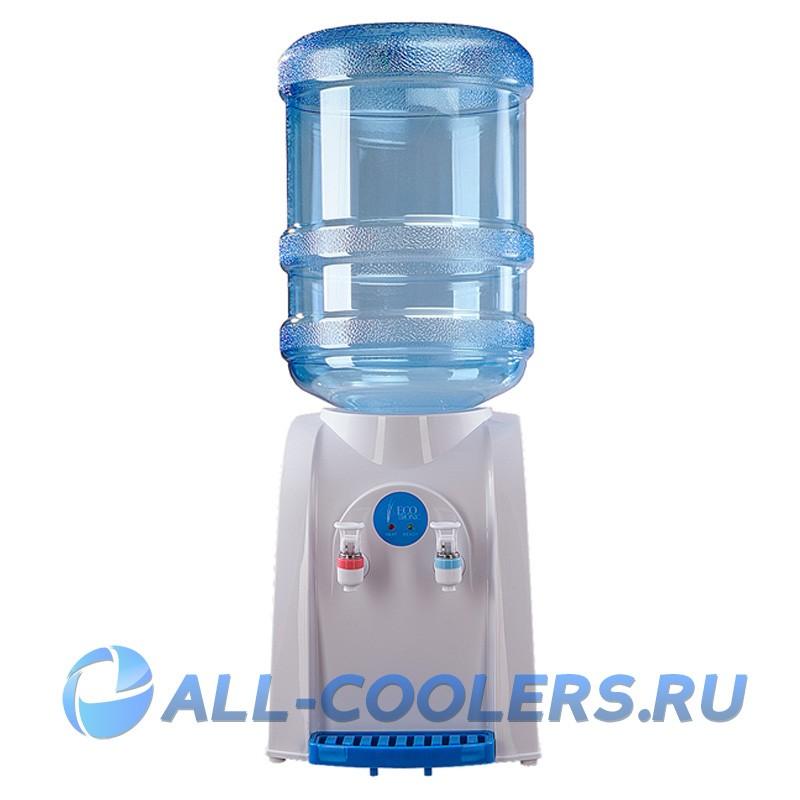 Кулер для воды без охлаждения настольный Ecotronic L4-TN