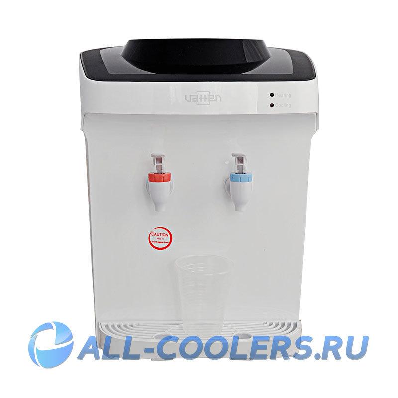 Кулер для воды без охлаждения настольный VATTEN D26WF