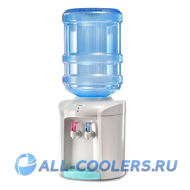 Кулер для воды без охлаждения настольный TK-AEL-110