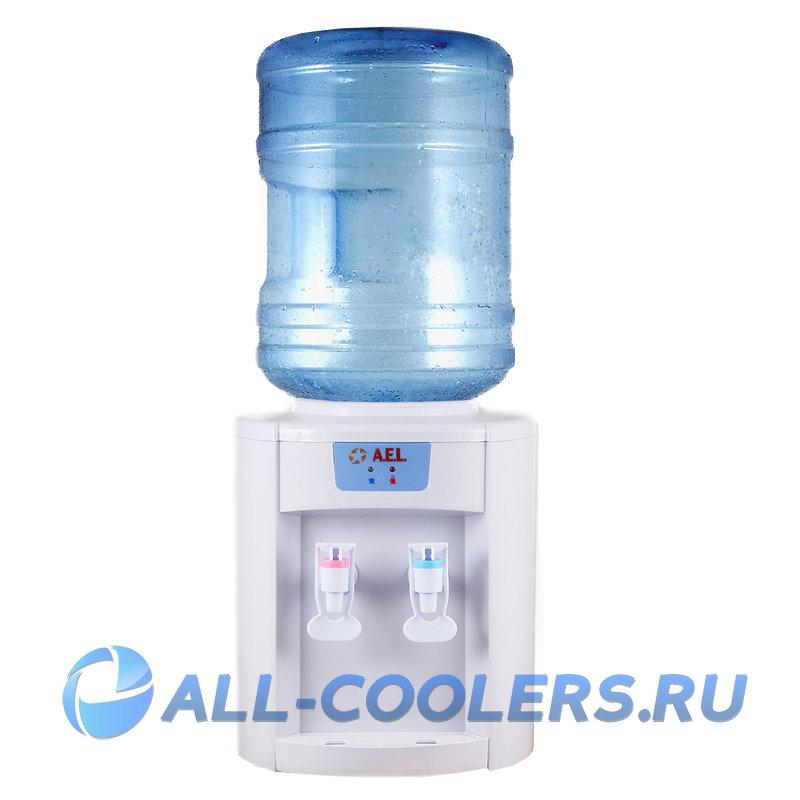 Кулер для воды без охлаждения настольный TК-AEL-522