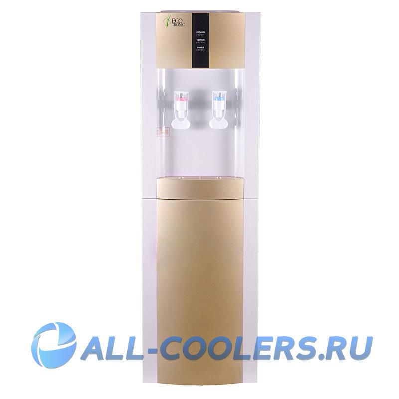 Пурифайер напольный Ecotronic H1-U4LE white-gold