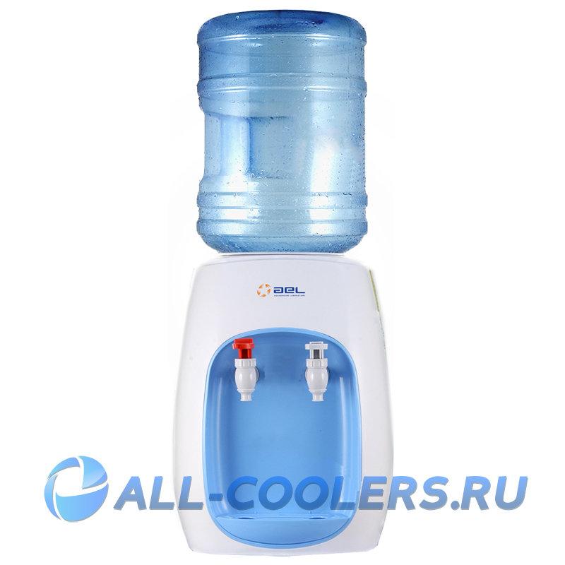 Кулер для воды без охлаждения настольный TK-AEL-108 BLUE